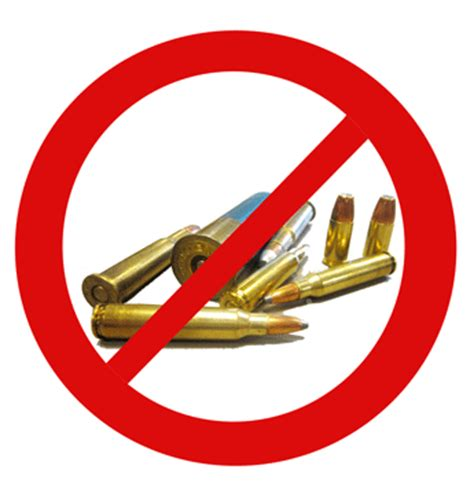 Ammunition Cancels Hunt No Ammunition.
