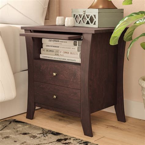 Candace 2 Drawer Nightstand