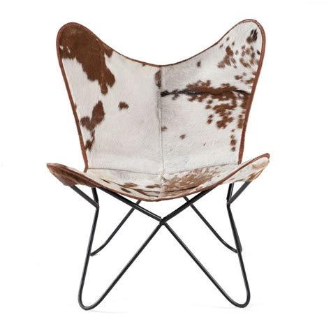 Candide Iron Butterfly Lounge Chair