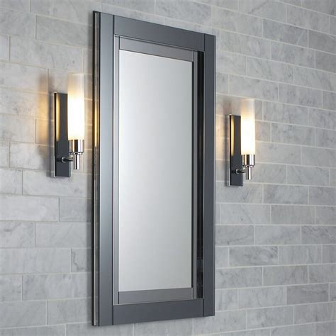 "Candre 19.25"" x 39.38"" Recessed or Surface Mount Medicine Cabine by"