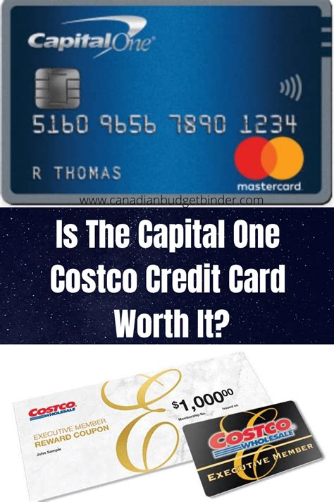 Capital One Credit Card Junk Mail Capital One Costco Platinum Mastercard Review