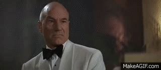 Tommy-Gun Captain Picard Tommy Gunning Borg.
