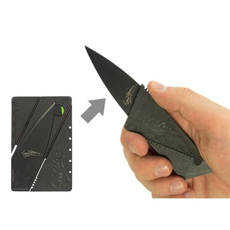 Cardsharp Credit Card Knife Review Credit Card Knife The Best Ones For Survival And