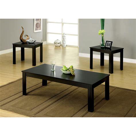 Carl 3 Piece Coffee Table Set