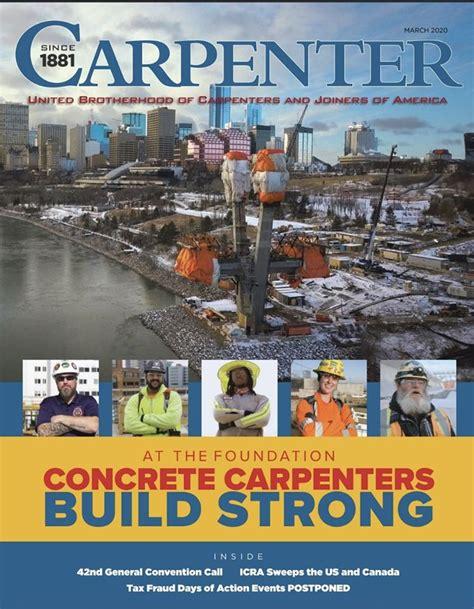 Carpenter Magazine