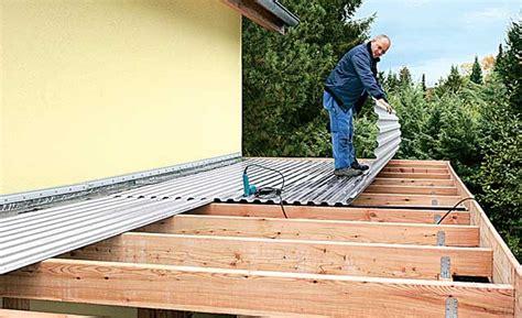 Carport Dach Erneuern