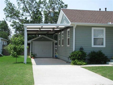 Carport Designs Attached House