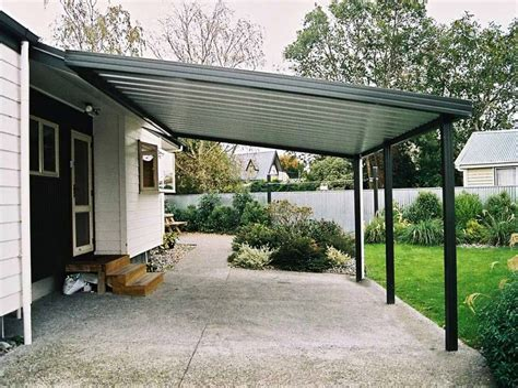 Carport Designs Side Of House