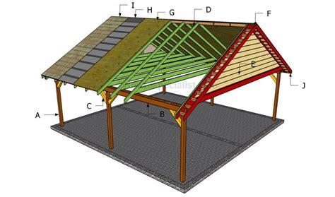 Carport Floor Plans