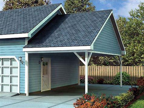 Carport Plans With Loft