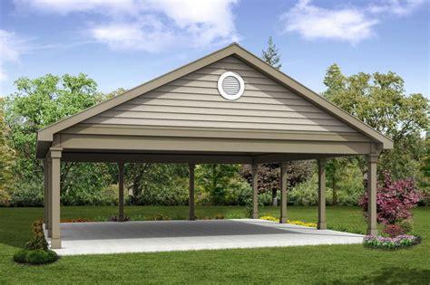 Carport Plans With Storage