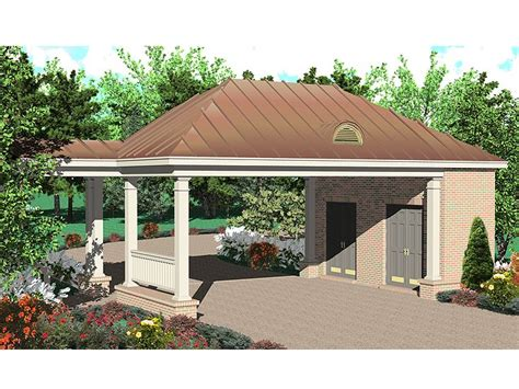 Carport Plans With Storage Free