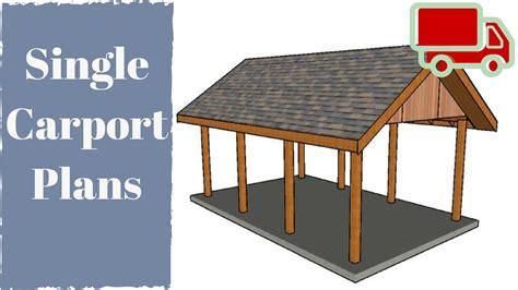 Carport Plans Youtube