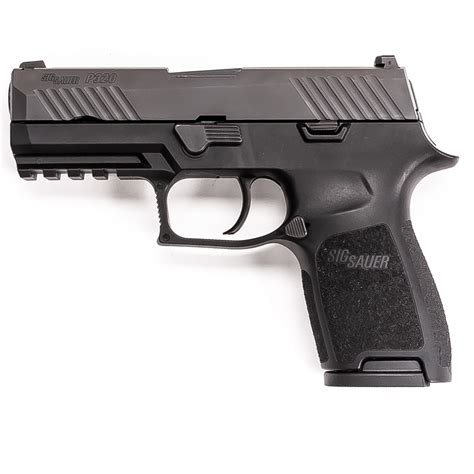 Sig-P320 Carrying The Sig Sauer P320 Compact.