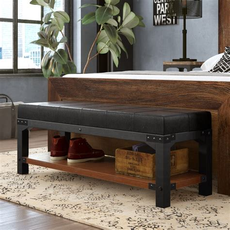 Caseareo Storage Bench