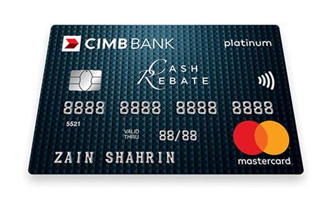 Cash from credit card cimb credit card reader for your cell phone cash from credit card cimb credit cards cimb bank malaysia reheart Choice Image