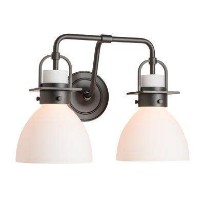 Castleton Domed 2-Light Vanity Light