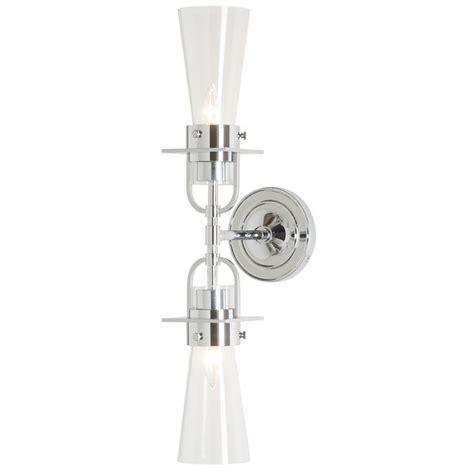 Castleton Double Tapered 2-Light Vanity Light