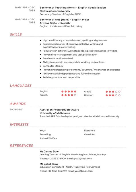 casual job resume writing first time resume samples no experience