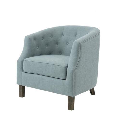 Catalpa Chesterfield Barrel Chair