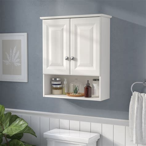 Cates 22 W x 26 H Wall Mounted Cabinet