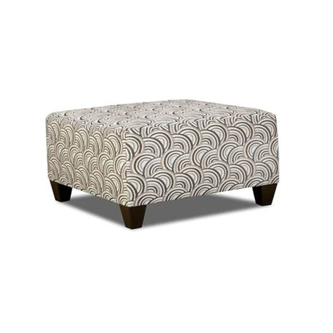 Cates Simmons Upholstery Cocktail Ottoman