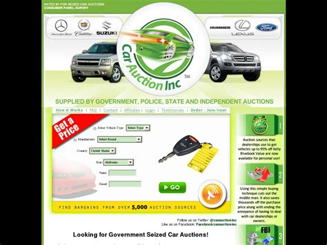 [click]cauctionin - Carauctioninc Converts Powerful Squeeze W .