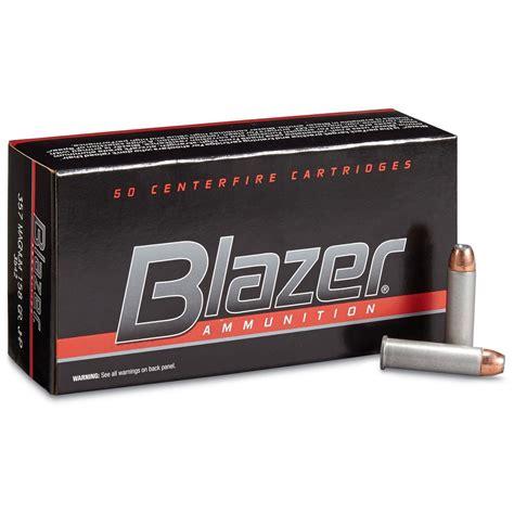 Ammunition Cci Blazer Ammunition 357 Magnum.