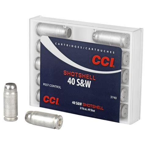 Ammunition Cci Shotshell Ammunition 40 S&amp.