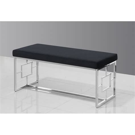 Cecily Metal Bench