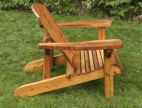 Cedar Adirondack Chairs For Sale