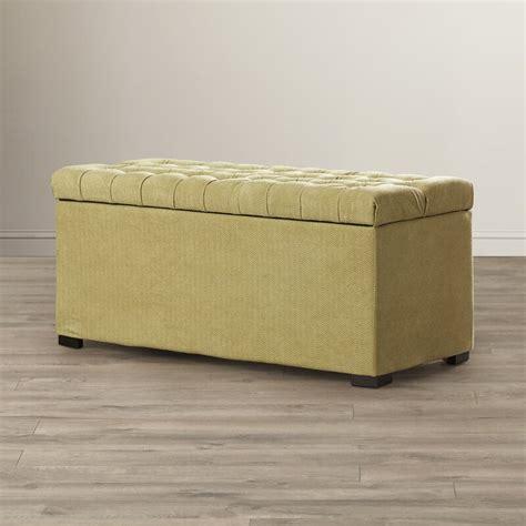 Cedarvale Upholstered Storage Bench
