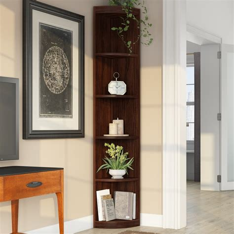 Celia Corner Unit Bookcase