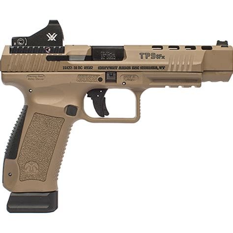Vortex-Optics Century Arms Tp9sfx With Vortex Optic For Sale.