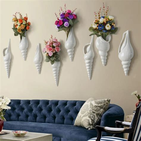 Ceramic Flower Wall Decor  Ebay.