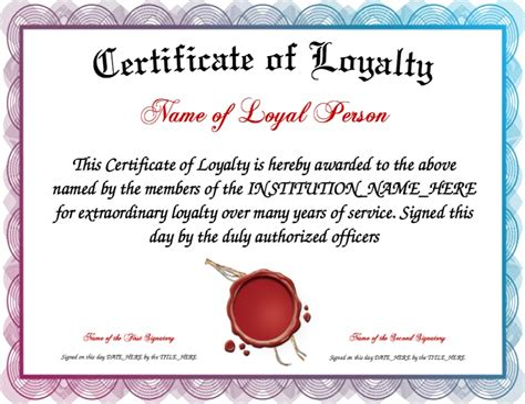 Certificate loyalty award sample image collections certificate sample certificate for loyalty award gallery certificate design sample loyalty award certificate template gallery certificate loyalty yelopaper Gallery