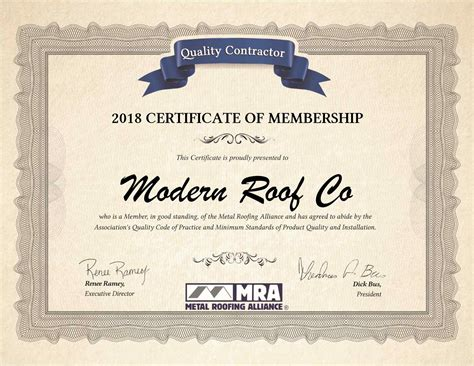 Certificate of completion template roofing images certificate certificate of completion template roofing cover letter job not certificate of completion template roofing metal roofing yelopaper Choice Image