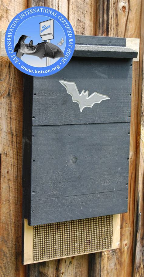 Certified Bat House