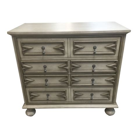 Ceylon 4 Drawer Accent Cabinet