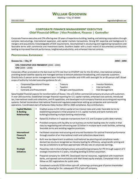 Resume Australia Sample resume sample Cfo Resume Examples Australia Resume Sample For A Cfo Award Winning Resume Writing