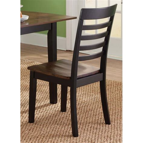 Chafin Slat Back Side Chair (Set of 2)