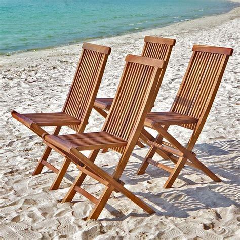 Chaises Pliantes Design Mobilier De Jardin Design   Arc En Ciel