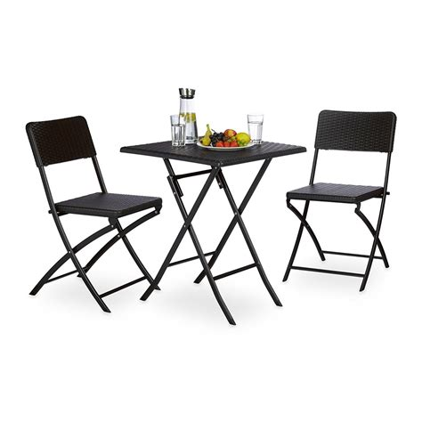 Chaises Pliantes Design Table Chaise Terrasse Achat   Vente Pas Cher
