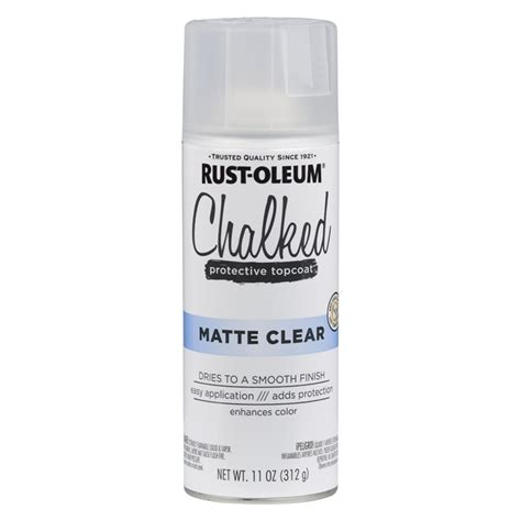 Chalked Matte Clear