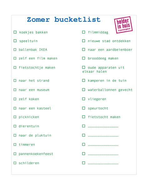 Challenges Voor Thuis