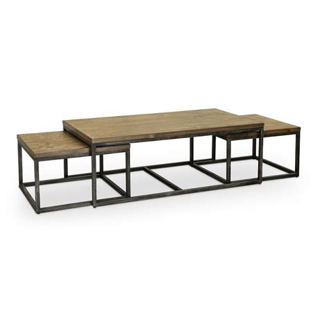 Chanler 3 Piece Nesting Tables
