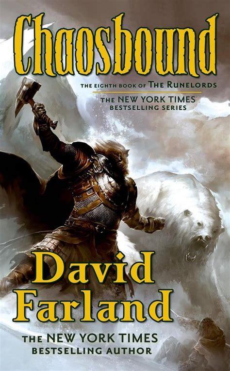 Read Books Chaosbound (Runelords, #8) Online