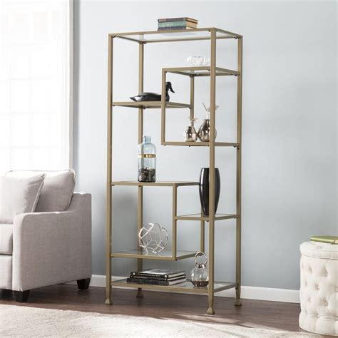 Charney Etagere Bookcase