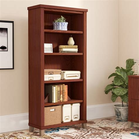 Chase 5 Shelf Standard Bookcase