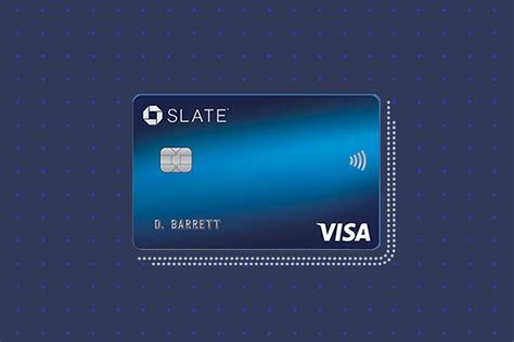 Chase Credit Card For No Credit History Chase Slate Card Chase Credit Cards